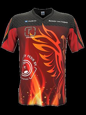 Customize esports shirts and jerseys