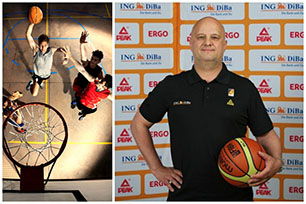 Fit durchs Basketball-Trainingslager