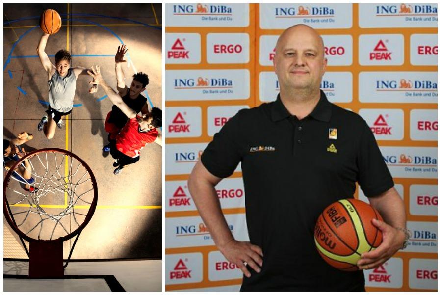 Im Interview: Kay Blümel über das Basketball-Trainingslager