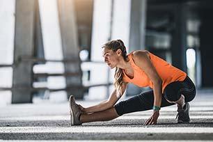 I migliori esercizi di allungamento pre e post corsa