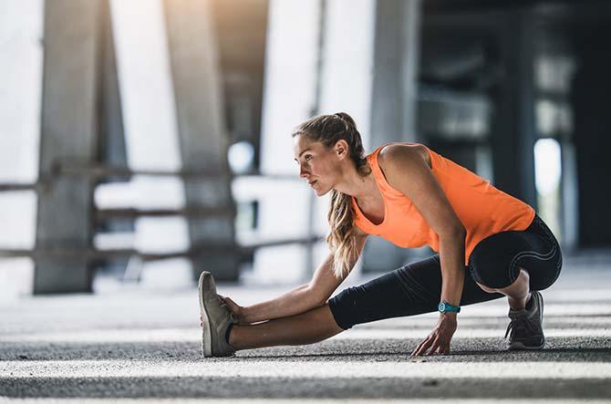 Dehnübungen Nach Dem Laufen Wie Sinnvoll Ist Dehnen Stretching