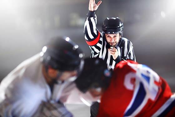 Spielzeit Eishockey