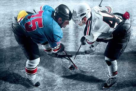 Internationales Eishockey-Quartett für Olympia & Co.