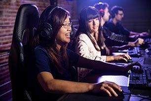 Frauen in der Gaming-Branche