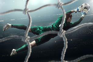 Torwarttraining im Fußball: So kommen Torhüter auf Zack