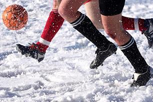 Winterpause im Fußball