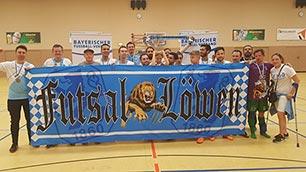 Mein Team: Die Futsal Löwen vom TSV 1860 München