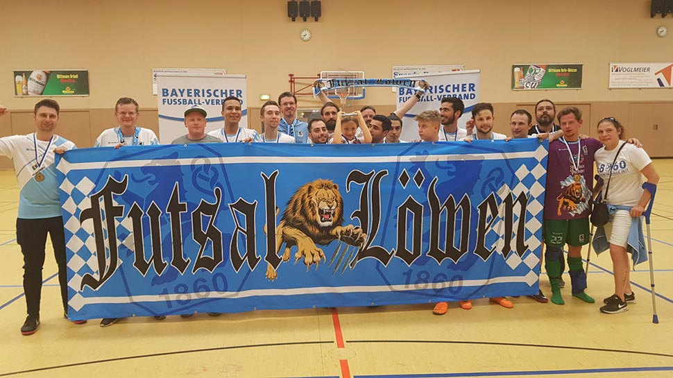 Futsal Löwen TSV 1860 München