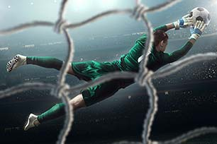 Goalkeeper training in football: how goalkeepers prepare for games