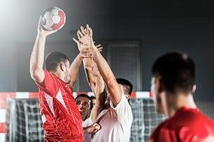Handball-Abwehrtraining für Ihr Team