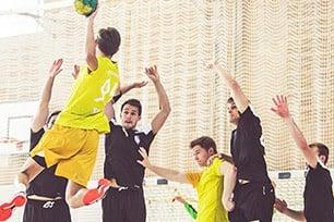 Handballregeln in Kurzfassung