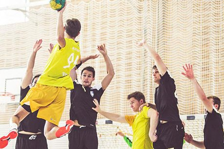 Les règles du handball en bref