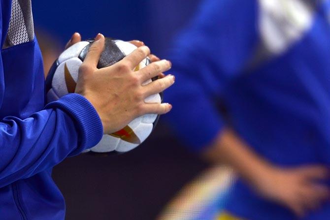 Handball-Nachwuchsförderung bei Jugendlichen
