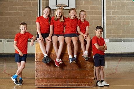 Handballtraining für Kinder