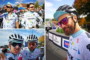 Über Leidenschaft und Teambuilding im Hobbyradsport