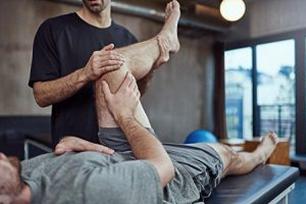 Le kinésithérapeute du sport - plus qu'un kiné