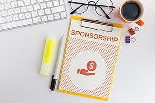 Muster für Ihr Sponsoren-Anschreiben