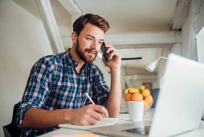 telefonische Sponsoringanfrage