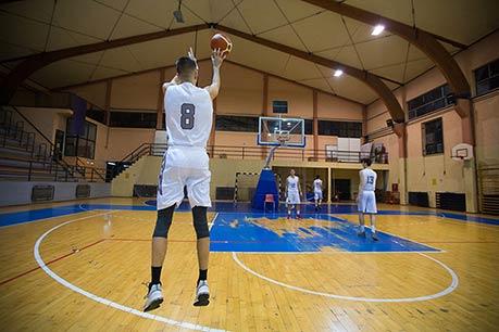 Wurftechnik im Basketball: Der Sprungwurf