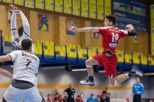 Handball Sprungwurf übungen
