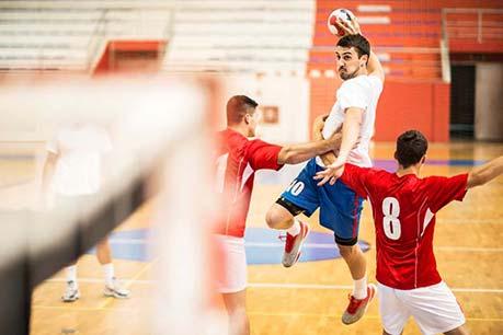 Der Sprungwurf im Handball