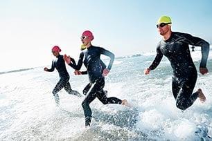 Triathlon-Training für Anfänger