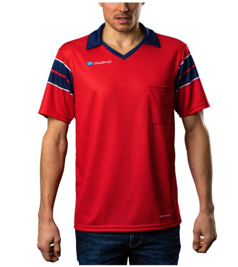 Jersey with chest pocket FCP5 Pro Front View