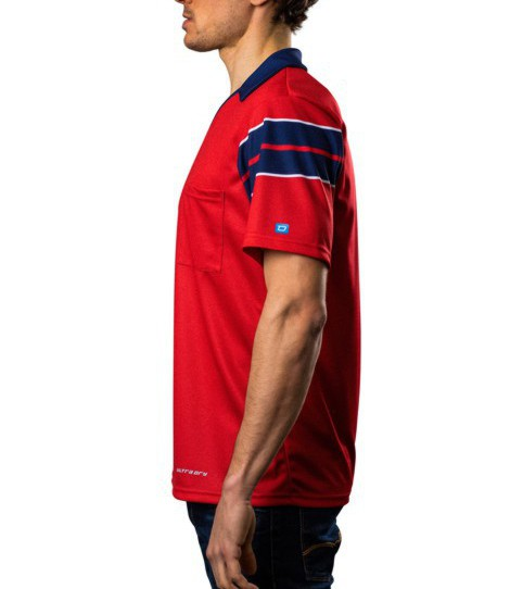 Jersey with chest pocket FCP5 Pro Side view
