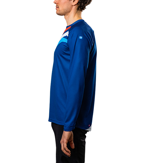 MTB Jersey ML6 Hero Long Sleeve Side view