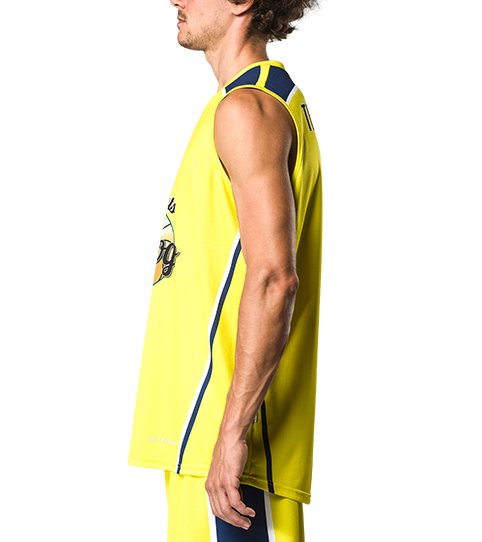 B5 Pro Jerseys Side view