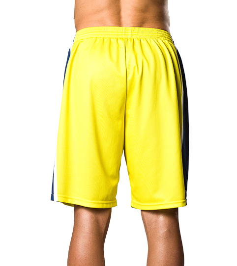 BP5 Pro Shorts Back View