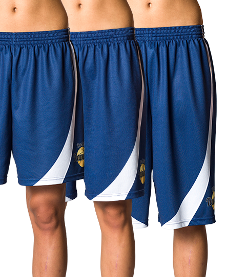 BP5 Pro Shorts Length Options