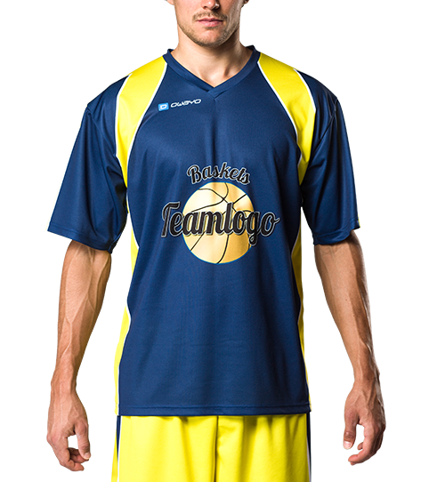 BS5 Pro Shooting Shirts Front View