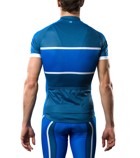 Cycling Jersey C2 Sport Back View