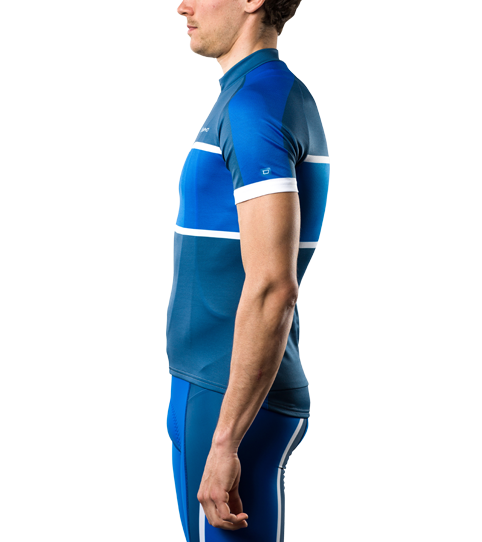 Cycling Jersey C2 Sport Side view