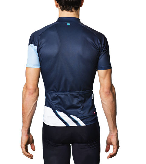 Cycling Jersey C3 Basic Back View