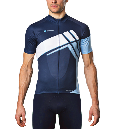 Cycling Jersey C3 Basic Front View