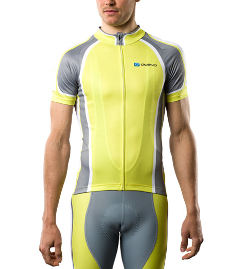 Cycling Jersey C5 Pro Men Front View