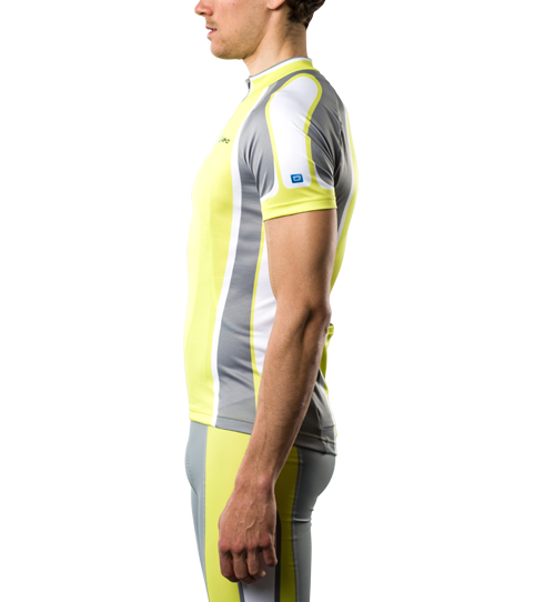 Cycling Jersey C5 Pro Men Side view