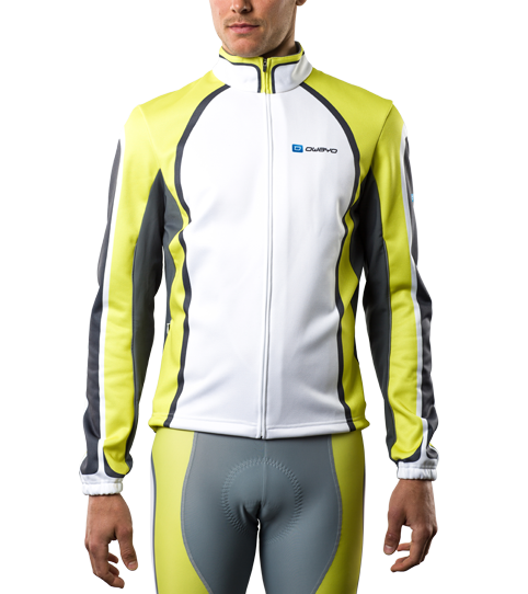 Softshell Jacket CJS5 Pro Front View