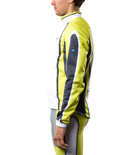 Softshell Jacket CJS5 Pro Side view