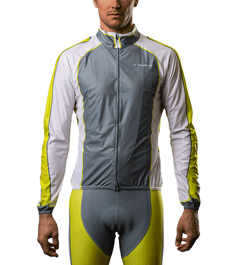 Wind Jacket CJW5 Pro Front View