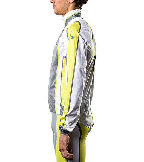 Wind Jacket CJG5 Pro Side view