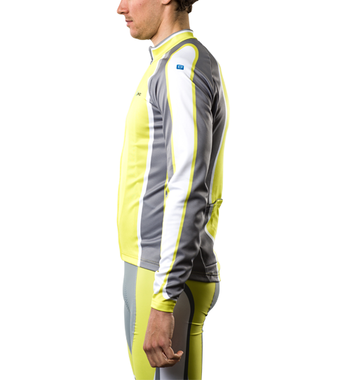 Winter Cycling Jersey CW5 Pro Side view