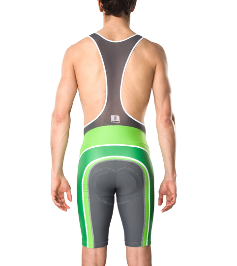 Cycling Shorts CP6 Comp Men Back View
