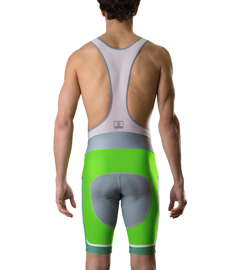 Cycling Shorts CP6 Comp FD Men Back View