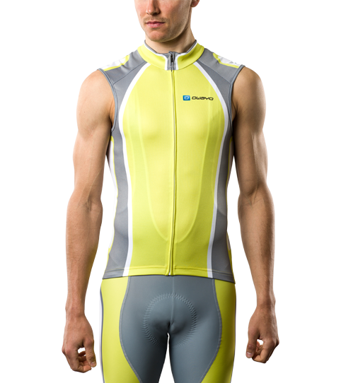 Wielershirt CT5 Pro Sleeveless Vooraanzicht