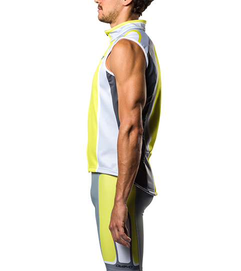 Softshell Vest CVS5 Pro Side view