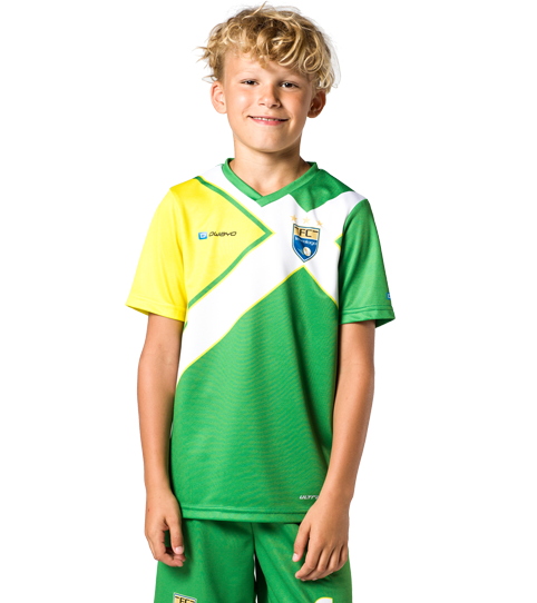 Camiseta F1 Kids vista frontal