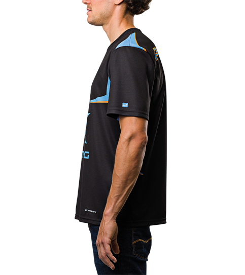 F5 Pro Jerseys Side view